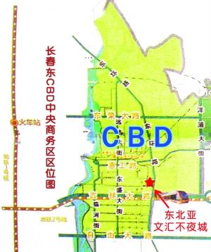 北京环城路地图