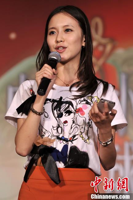 2011中华小姐北京赛区上演火爆泳装秀(组图)