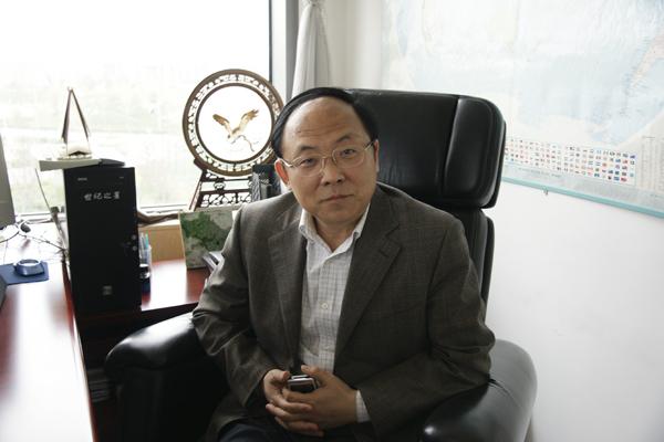 汉王科技董事长刘迎建