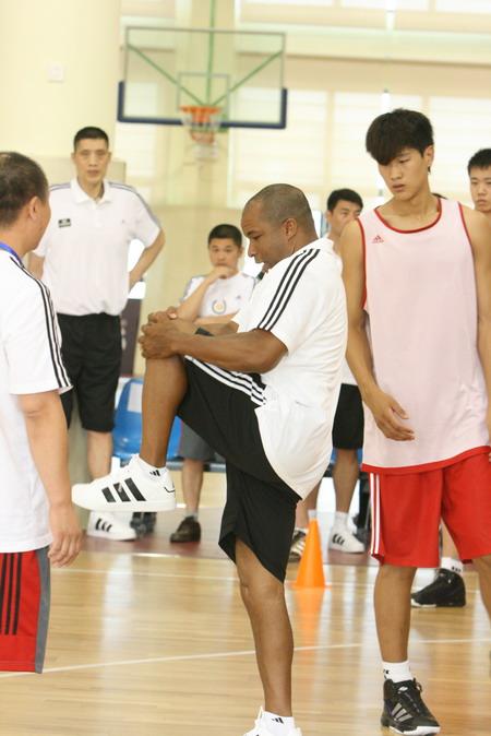 CBA探花郎刘帅的篮球故事