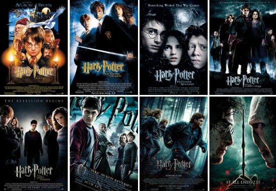 《哈利·波特》北美8片连映 一刀未剪内地上映