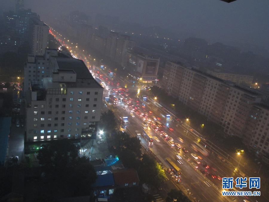 北京大暴雨_夏至过后北京暴雨来袭(组图)-搜狐滚动