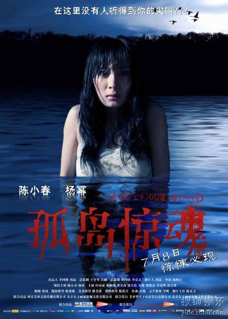 《孤岛惊魂》主海报