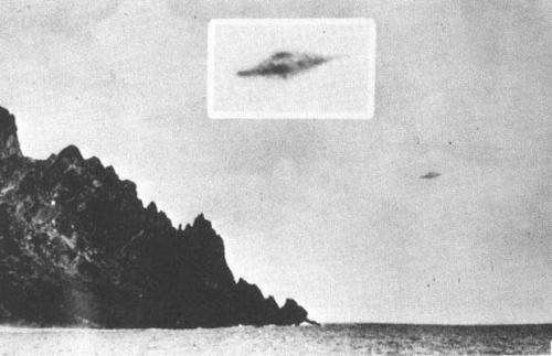 神秘 全球经典UFO照片集锦