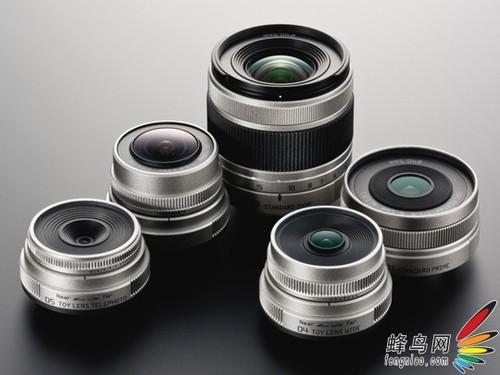 最高2000元 宾得推出五款全新Q卡口镜头