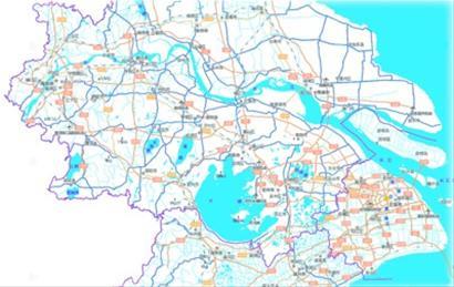 常州到镇江地图