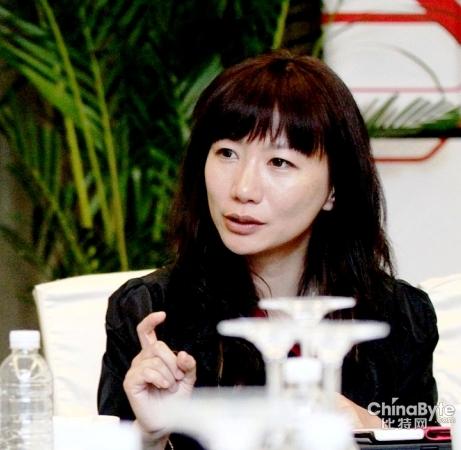 IBM公司大中华区云计算中心总经理朱近之女士