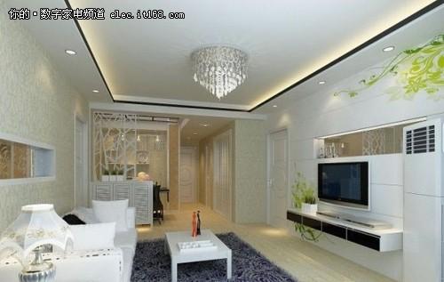 最给力设计 48款精美客厅装修效果图赏