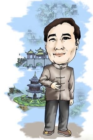 宋国晓,现任北京建设大学古建筑学院院长,北京建工学院设计研究院