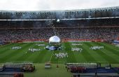2011德国女足世界杯开幕  开幕式现场宏伟壮观