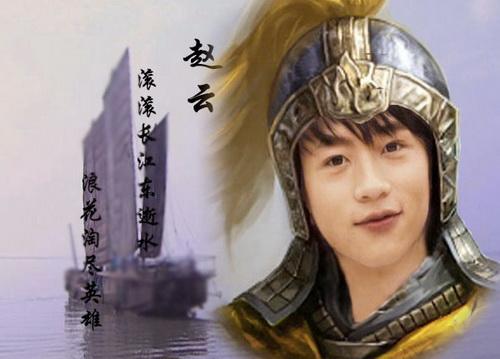 魏晨版的赵云很可爱哦.   粉丝网娱乐讯   张杰、陈翔、武艺高清图片