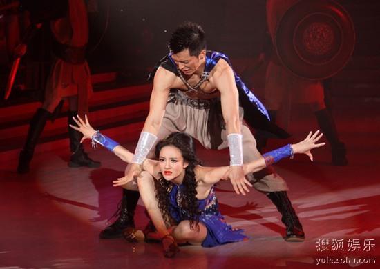 刘雨欣许家杰上演不畏强权的爱情故事