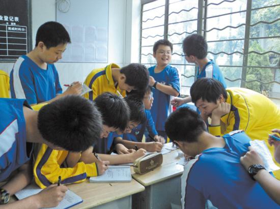初中生的课题研究(图)南京初中艺术图片