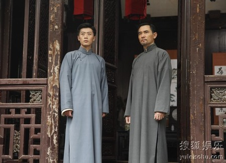 《非常营救》张家川与赵文瑄演绎父子