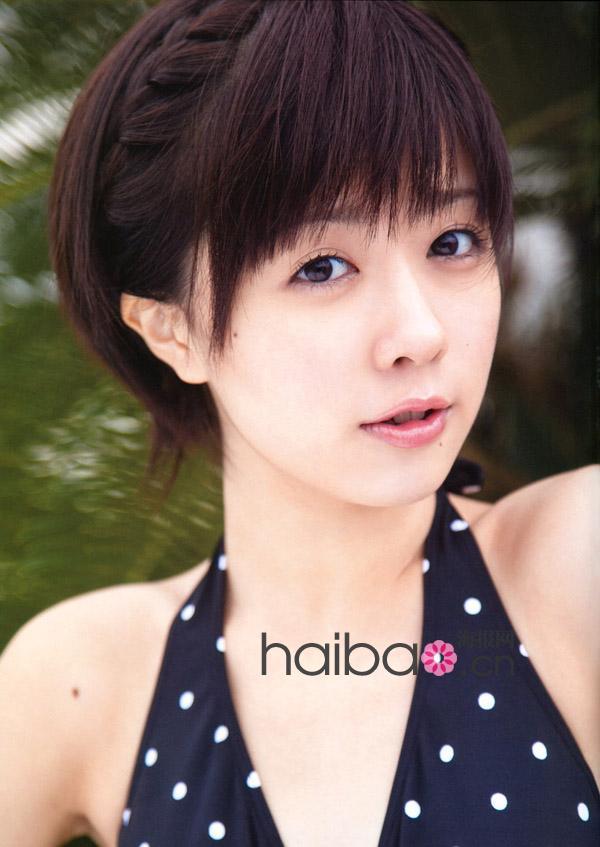 亚洲脸孔一样可以演绎高水准短发,百位最美短发发型女