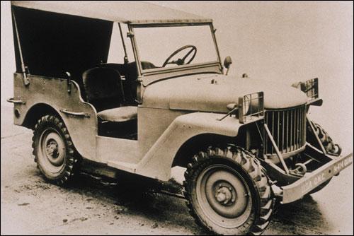 1940年款Jeep-Willys_Quad