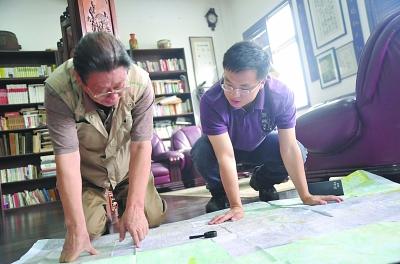 5月29日,昆明机场,对于自己即将开始的缅甸之行,70岁的戴澄东满怀期待。