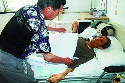 老父肝癌晚期无钱继续治疗
