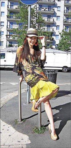 张柏芝日前远赴意大利拍摄专辑,当时她气色极佳,完全看不出受婚变所苦