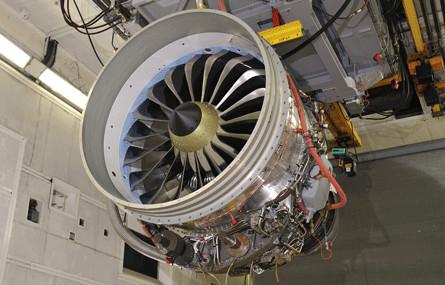CFM的新型LEAP-X发动机资料图片