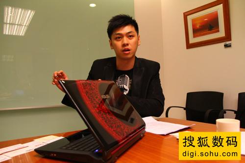 华硕工业设计师