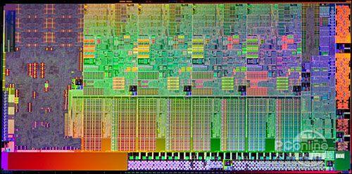 第二代Core 原生集成32nm工艺的GPU