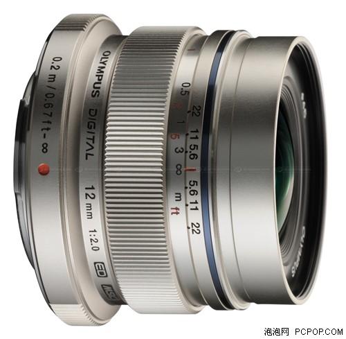 奥林巴斯M. Zuiko Digital ED 12mm f2.0广角定焦