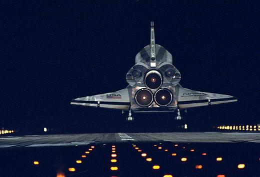 过去几十年里摄影师拍摄到大量精美的航天飞机发射照片,但人