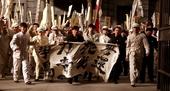 图文:游行学生激动冲向卖国官员府邸