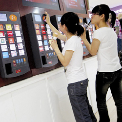 维络城不想只做折扣券打印机了,而是要成为一个立足于真实商圈的信息流提供者。