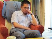 图文:围甲第九轮北京战重庆 陈耀烨重回主将位