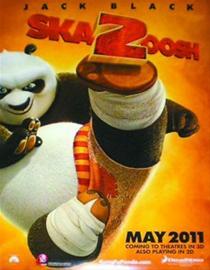 《功夫熊猫2》为上半年电影票房贡献了近6亿