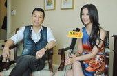 专访甄子丹汤唯:我们片中没恋爱 上来就很激情