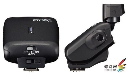 E-TTL II技术 佳能推出320EX及270EX II