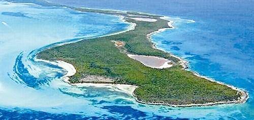 夏奇拉计划在小岛上盖精品旅馆