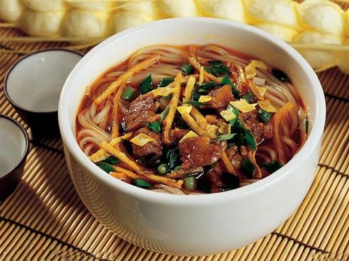 美食骗局吃遍国内大江南北的面狂欢节地图大兴美食图片
