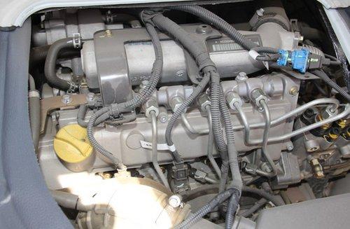 柴油发动机财富直通车开瑞优优柴油版 组图高清图片