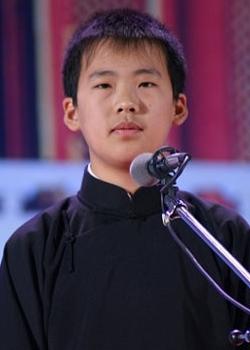 郭德纲儿子郭麒麟(资料图)