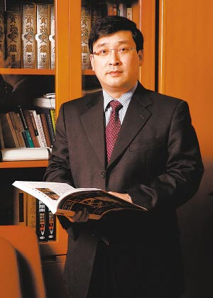 刘卫东(资料图)
