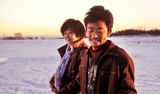在上海电影节上主演王宝强于该片中的表演被多方称作