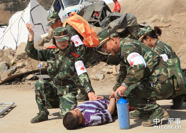王建平 武警部队将构建覆盖全国应急救援网络图片