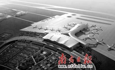 大足登云机场新规划_广东潮汕机场下月整体完工 可起降波音767(图)-搜狐新闻