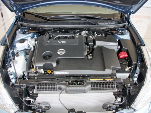 柴油发动机原理日产 天籁 2011款 组图