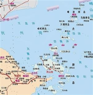 重庆特色手绘地图