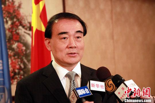 中国支持南苏丹加入联合国