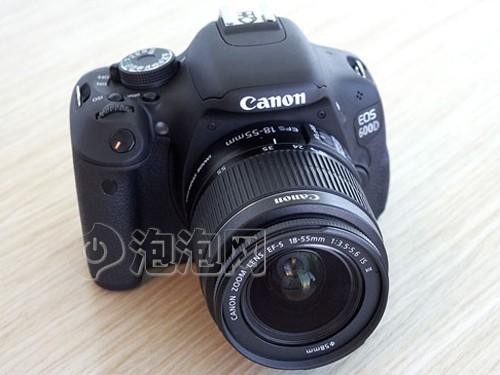 佳能(Canon) EOS 600D