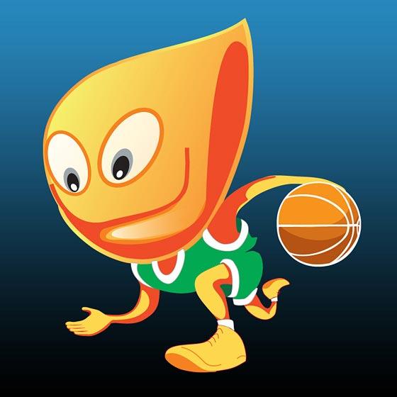 北京时间7月11日,8月31日2011男篮欧锦赛将在立陶宛举行,立陶宛为此推出吉祥物amberis,amberis有一个最大的秘密,那就是每届刚入选立陶宛国家队男篮成员,都会得到主帅赠与的amberis卡片,尤其是碰到最艰苦的比赛,将amberis卡片放在家中,成为国家队的一种习惯。amberis代表着热情,专心,它勇敢,好奇,智慧,从不会疲倦,令每个和它在一起的人都会体会到不同的感觉。