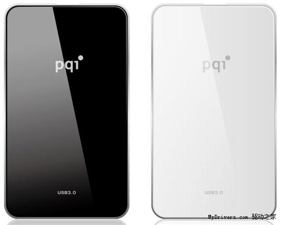 似iPhone4外壳 PQI推新模具移动硬盘