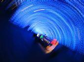 创意抓拍照片 让光线发生抖动进行拍摄