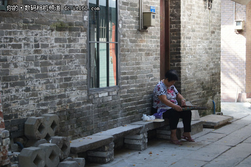 小瀛洲村看沧桑